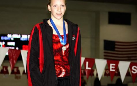 Q&A with Swimmer Edan Scott