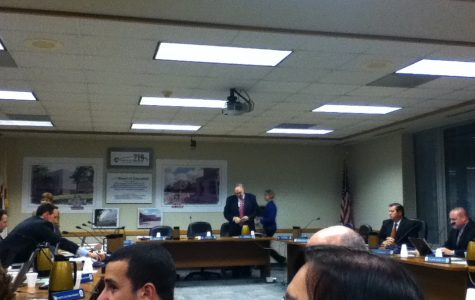 School Board Meeting-- photo by Rozy Kanjee