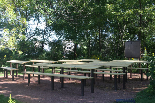 Expansion of Outdoor Activities at West