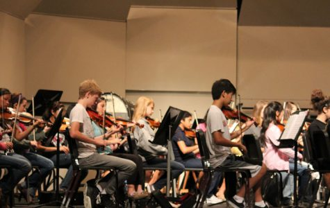 Fall Orchestra Concert Hits The Stage Tomorrow Night