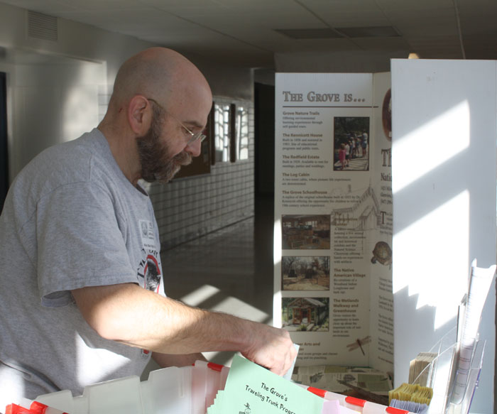 Volunteer Fair to be held Friday