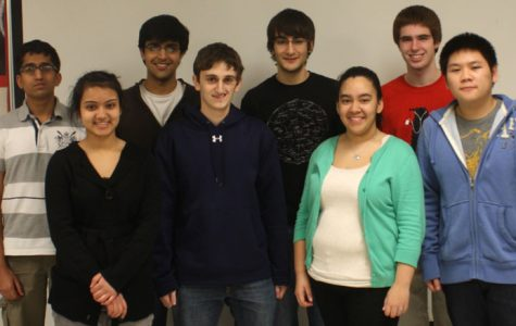 Math Team Prepares to Represent West