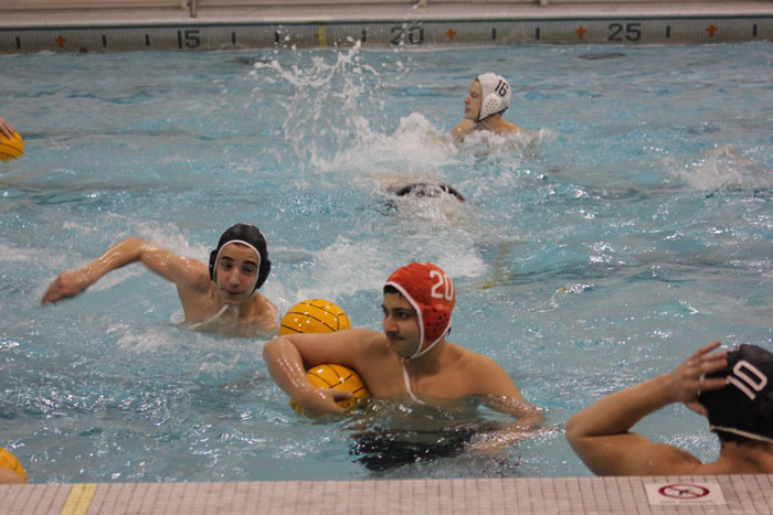 Boy%27s+Water+Polo+Practice.+Photo+by+Rebecca+Yun
