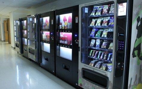 Say Goodbye to Poptarts: Vending Machines Now Contain Healthier Snacks