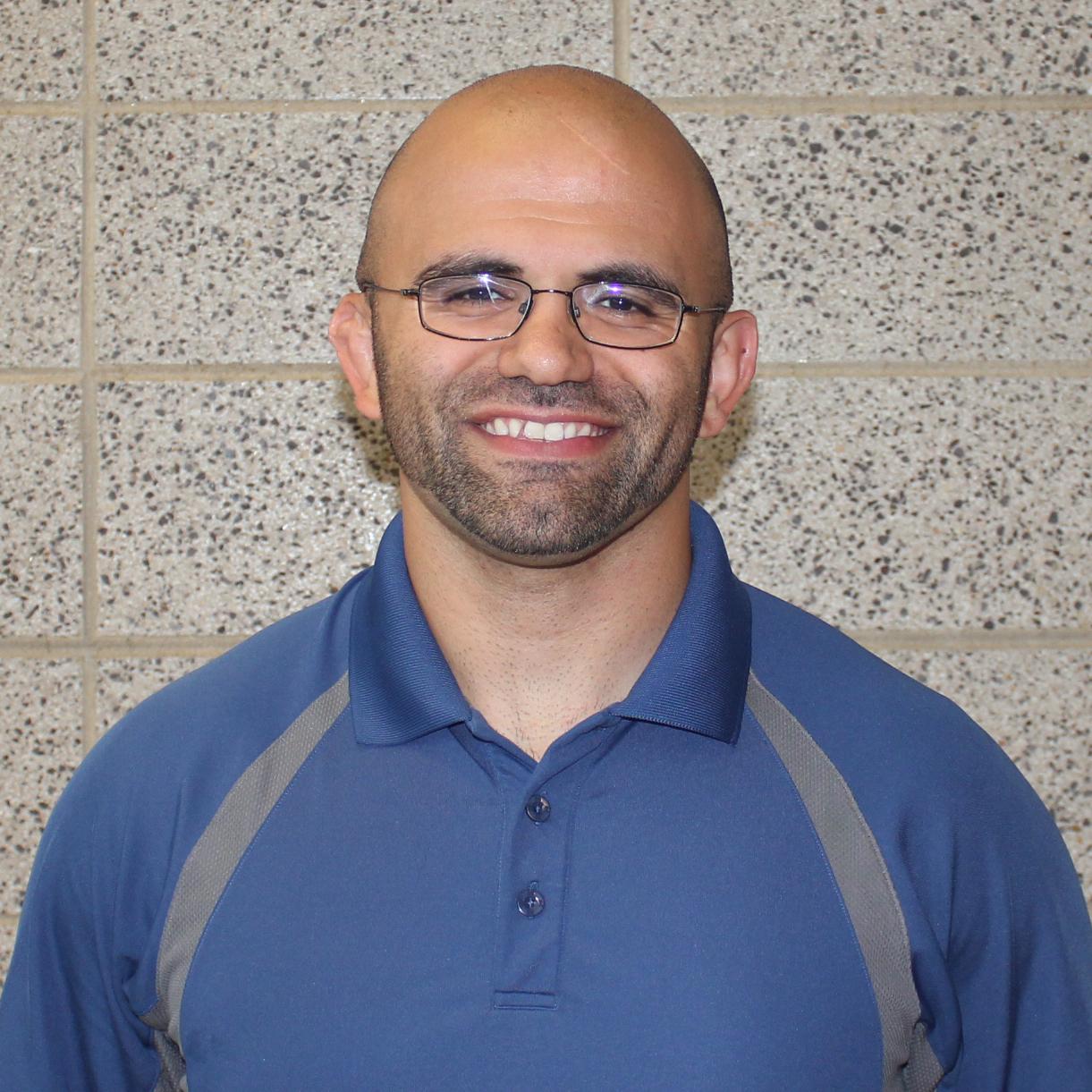 New Dean, Mr. Babakhani