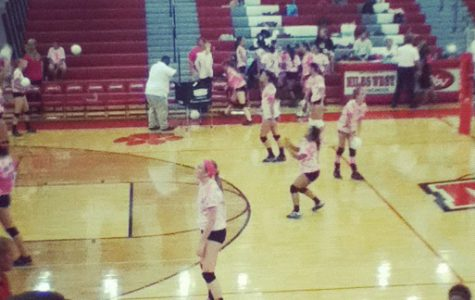 Girls Volleyball: Wolves Take Care of Crosstown Rivals