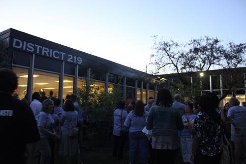 Teachers' Contract Negotiations Continue