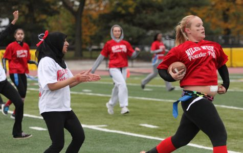 Annual Powder Puff Game to Take Place