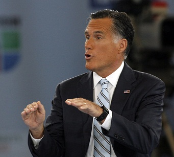 Romney Out on Top in the First Debate