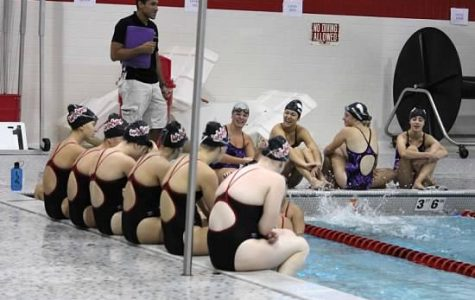 Niles North Swimmers Eager to Use New Pool
