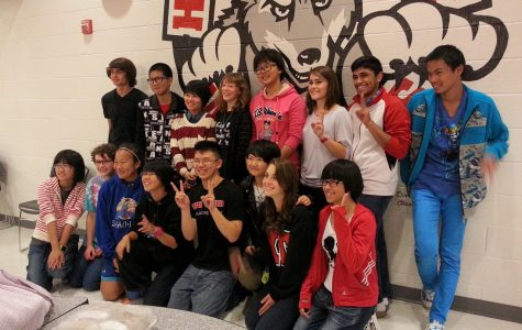 Q & A with Chinese Exchange Students