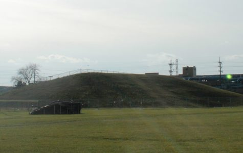 Work Continues on the New Conditioning Hill