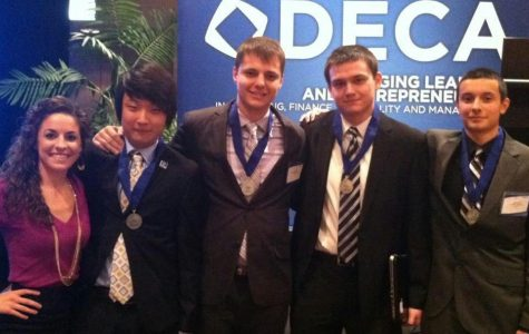 DECA Comes Away with 53 Medals at North Suburban DECA Area Competition