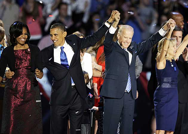 UPDATED: Obama Wins; West Reacts