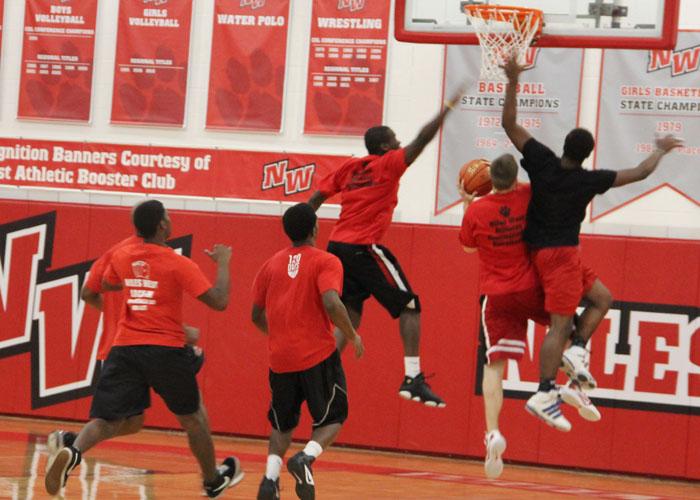 Student vs. Staff Basketball Game Canceled