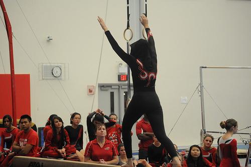 Ruhi Qurashi: The Passionate Muslim Gymnast