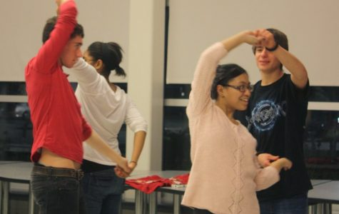 Spanish Honor Society to Host Latin Dance Class