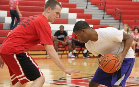 A.C.E. to Host Student vs. Staff Basketball Game
