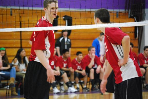 Video: Boys Varsity Volleyball Preview