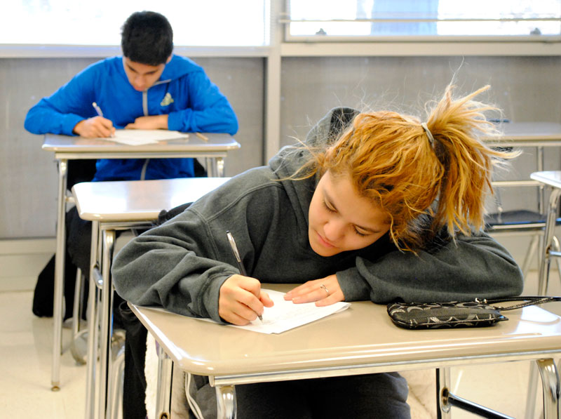 Niles+West+freshman+and+juniors+will+be+taking+part+in+standardized+testing+on+Tues.%2C+April+10.
