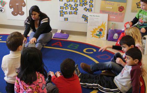 Little Wolf Pack Preschool Transitions from Community Preschool