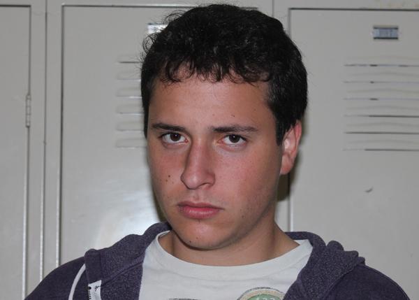 Breitberg Arrested for November's Bomb Threats