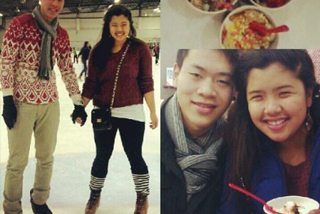 Niles West's Cutest Couple: Randy Tran and Joerlyn Manalang