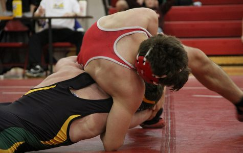 Monreal-Berner Heads to State to Compete in Wrestling