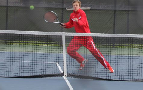 2013 Boys' Varsity Tennis Preview