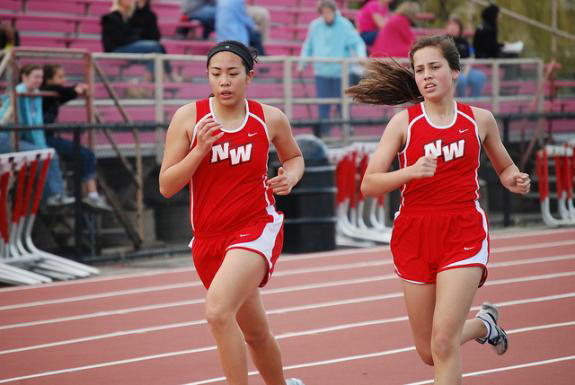 2013 Girls' Varsity Track Preview
