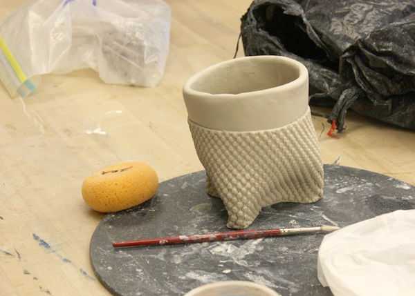 Art Club Celebrates National Youth Art Month