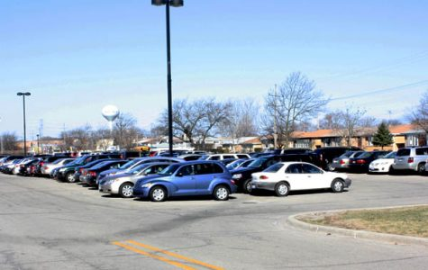 West Parking in Need of Change According to Students