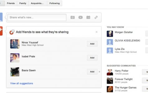 Google+ Now Available on NTHS Accounts