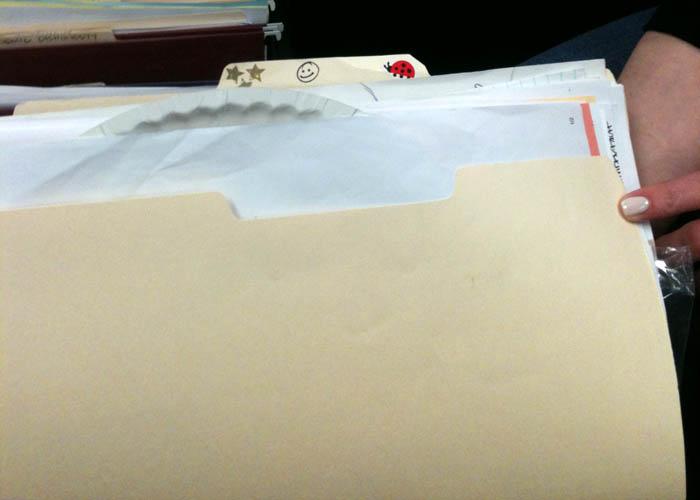 Object of Affection: File Folder of Memories