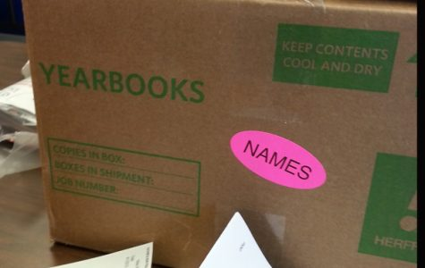 Yearbook Distribution to be Held Tomorrow