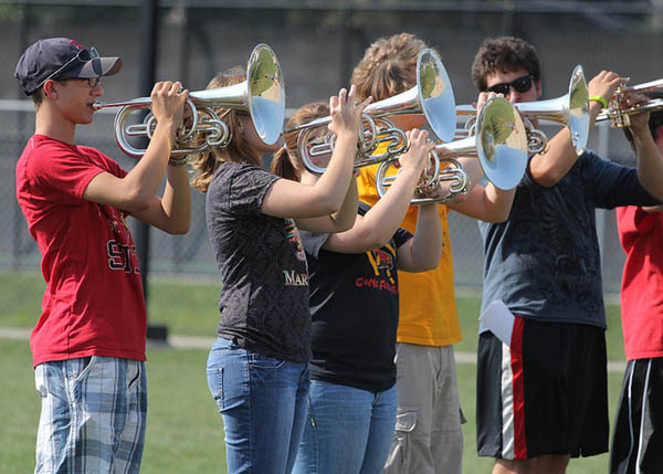 Marching Band to Lead Lincolnwood Memorial Day Parade