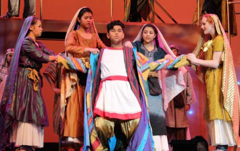 """Go, Go, Go, Joseph!"": An Inside Look at Theatre's ""Joseph and the Amazing Technicolor Dreamcoat"""