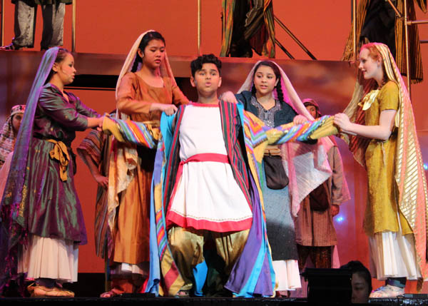 Joseph and the Amazing Technicolor Dreamcoat Brings a Timeless Tale to Life