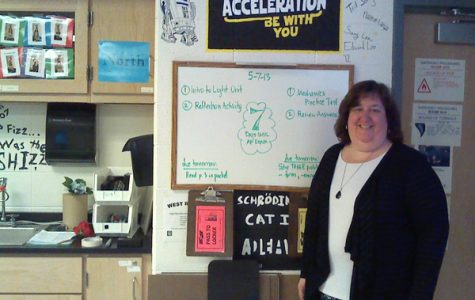 Teacher's Appreciation Week: Thank You, Ms. Lietz