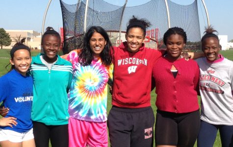 Girls' Track and Field Sends Nine Competitors to State