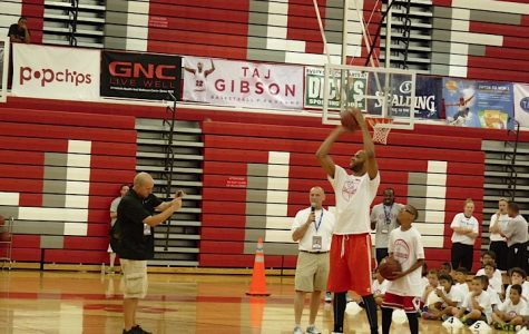 """Taj Gibson Made a """"Slam Dunk"""" With His Training Camp at West"""
