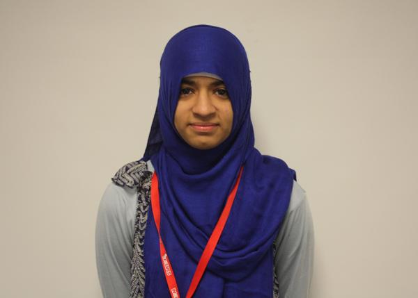 Senior Hafsa Wahid