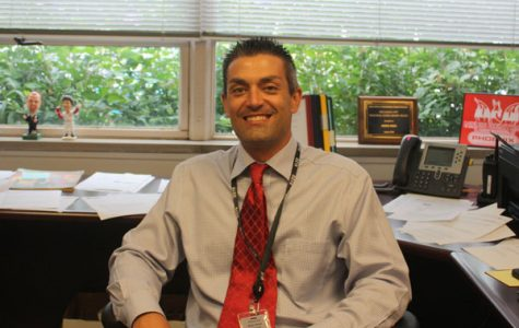 Q & A With Principal Dr. Jason Ness