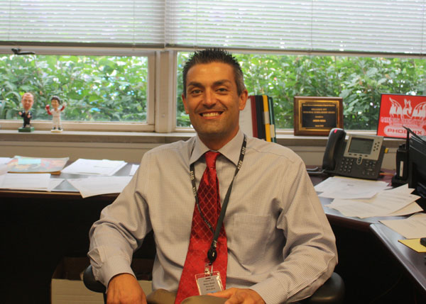 Get to Know the New Principal: Dr. Jason Ness