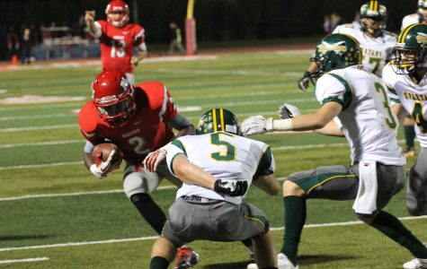 Wolves Outshine Spartans at Homecoming Game