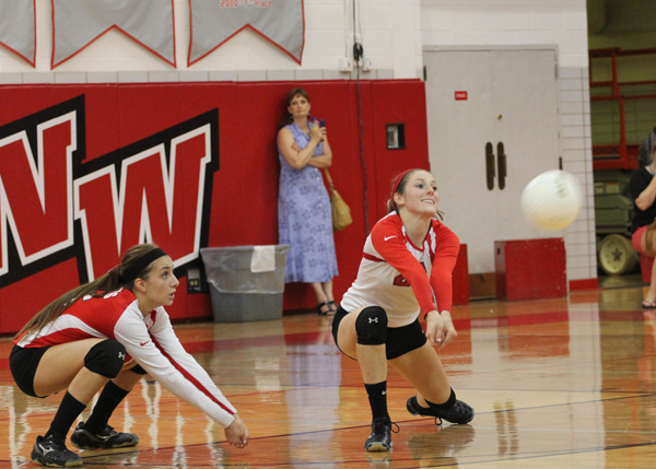 Lane Tech Is No Match for West: Girls Win Home Opener