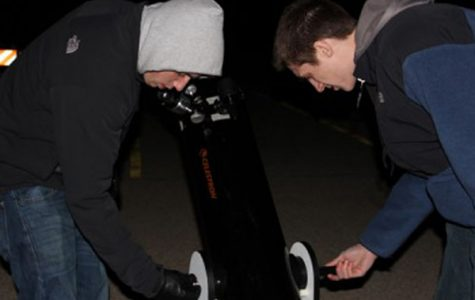 See Stars with Niles West's New Observatory