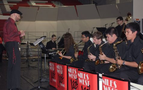 Band and Choir Merge as One for Tomorrow's Concert
