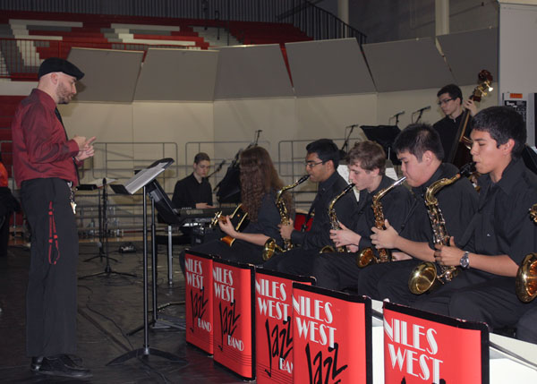 Band and Choir Merge as One for Tomorrows Concert
