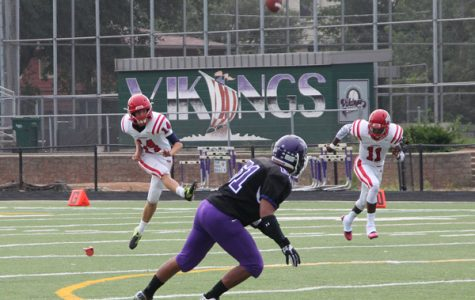 Wolves Football Break School Record 6-0 and Ensure Playoff Spot